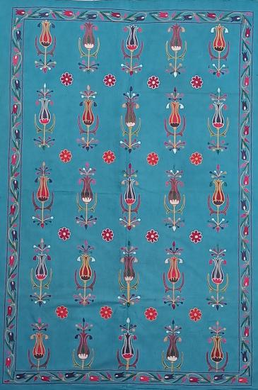 Suzani İpek Panel ( 100x150 cm )