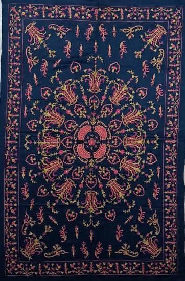 Suzani İpek Panel ( 100x155 cm )