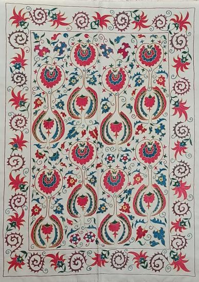 Suzani İpek Panel ( 100x150cm )