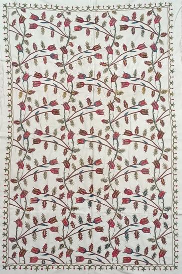 Suzani İpek Panel ( 95x150 cm )