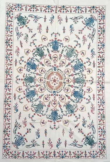 Suzani İpek Panel ( 96x145cm )