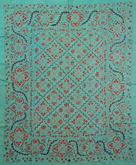 Suzani Masa Örtüsü (130x160cm )