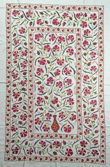 Suzani Masa Örtüsü (130x210cm )