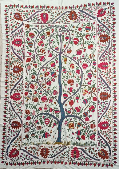 Suzani Masa Örtüsü (150x210cm )