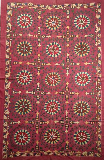 Suzani Masa Örtüsü (150x245cm )