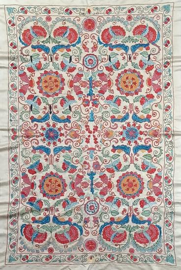 Suzani Masa Örtüsü (100x140cm )