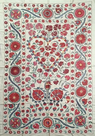 Suzani Masa Örtüsü (135x200cm )