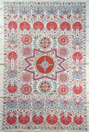 Suzani Masa Örtüsü (140x220cm )