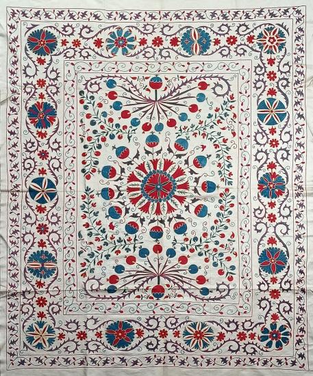 Suzani Masa Örtüsü (155x185cm )