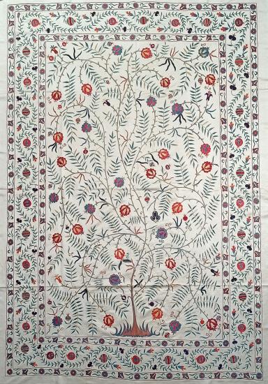 Suzani Masa Örtüsü (145x210cm )