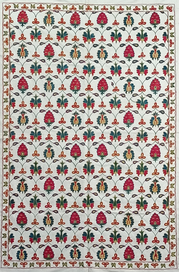 Suzani İpek Panel (100x150cm )