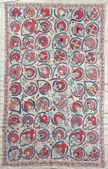 Suzani İpek Panel ( 100x160cm )
