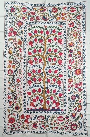 Suzani Masa Örtüsü (135x210cm )