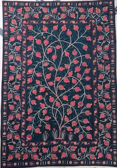 Suzani Masa Örtüsü (150x200cm )