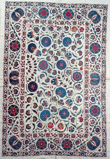 Suzani Masa Örtüsü (145x215cm )