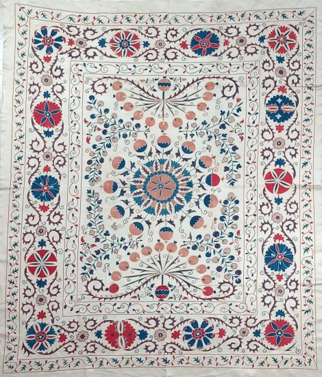 Suzani Masa Örtüsü (150x175cm )