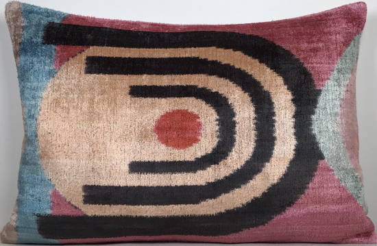 Kadife Yastık 40x60 cm