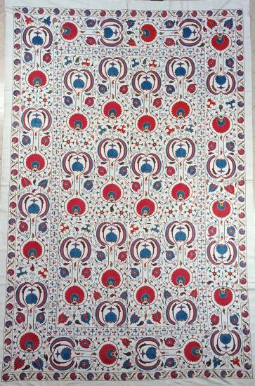 Suzani Yatak Örtüsü (175x270cm )