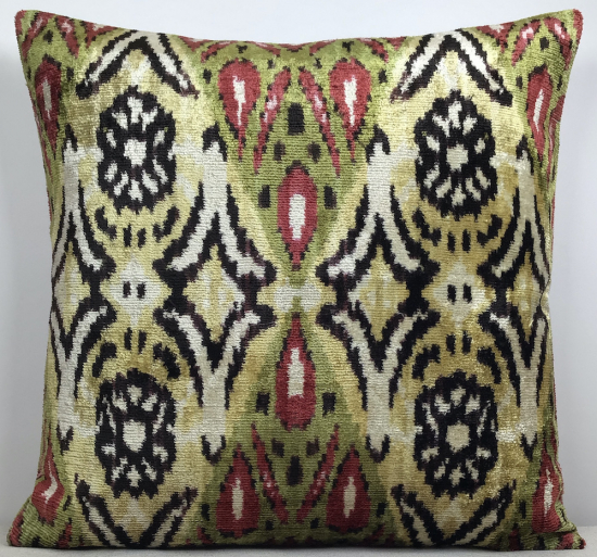 Velvet Pillow 50X50 cm